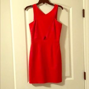 Gianni Bini Red cocktail dress